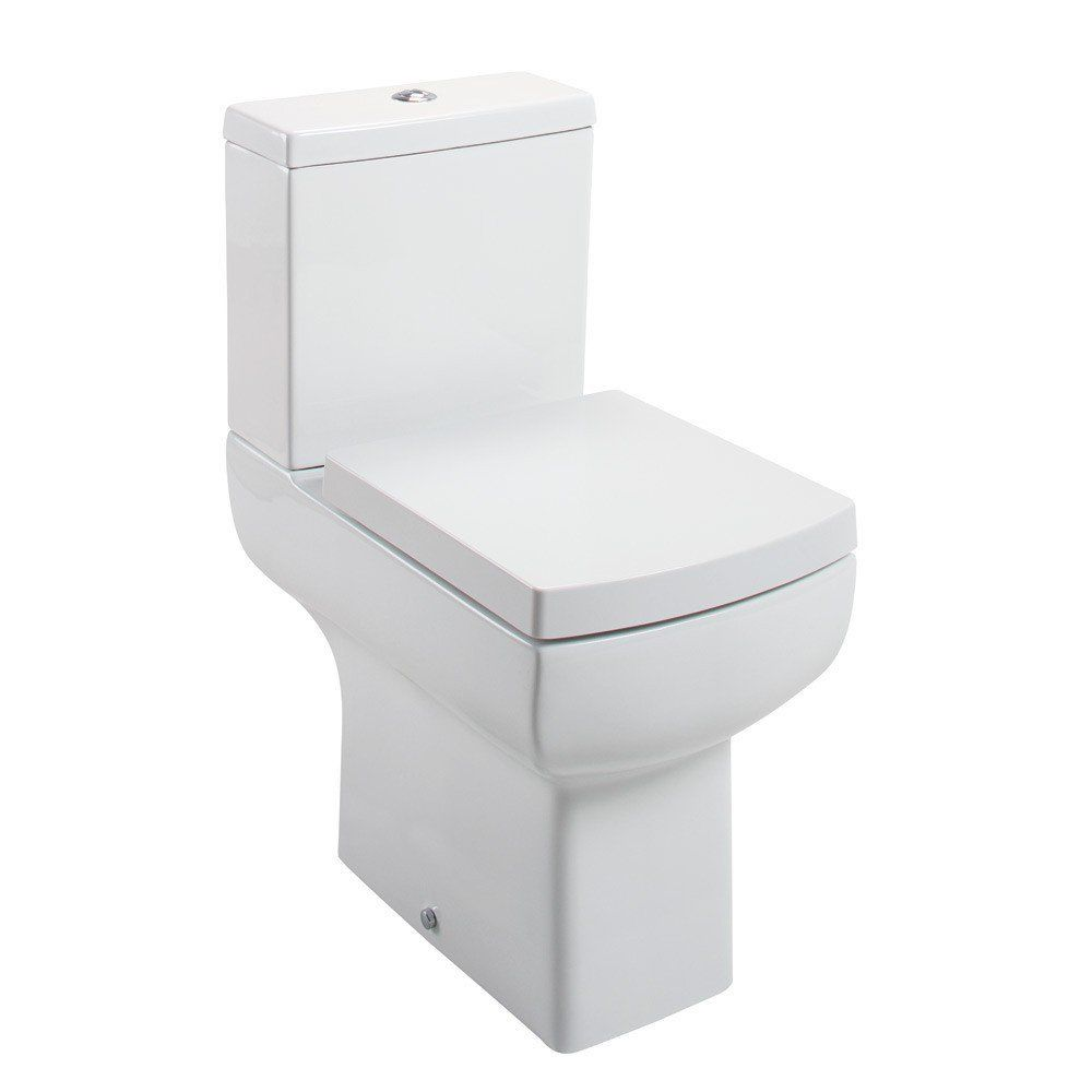 Josef Comfort Height Toilet 610mm Soft Closing Seat
