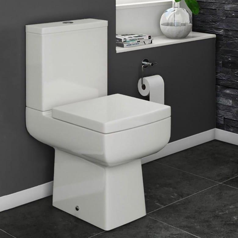 Sensational Josef Comfort Height Toilet 610Mm Soft Closing Seat Ncnpc Chair Design For Home Ncnpcorg