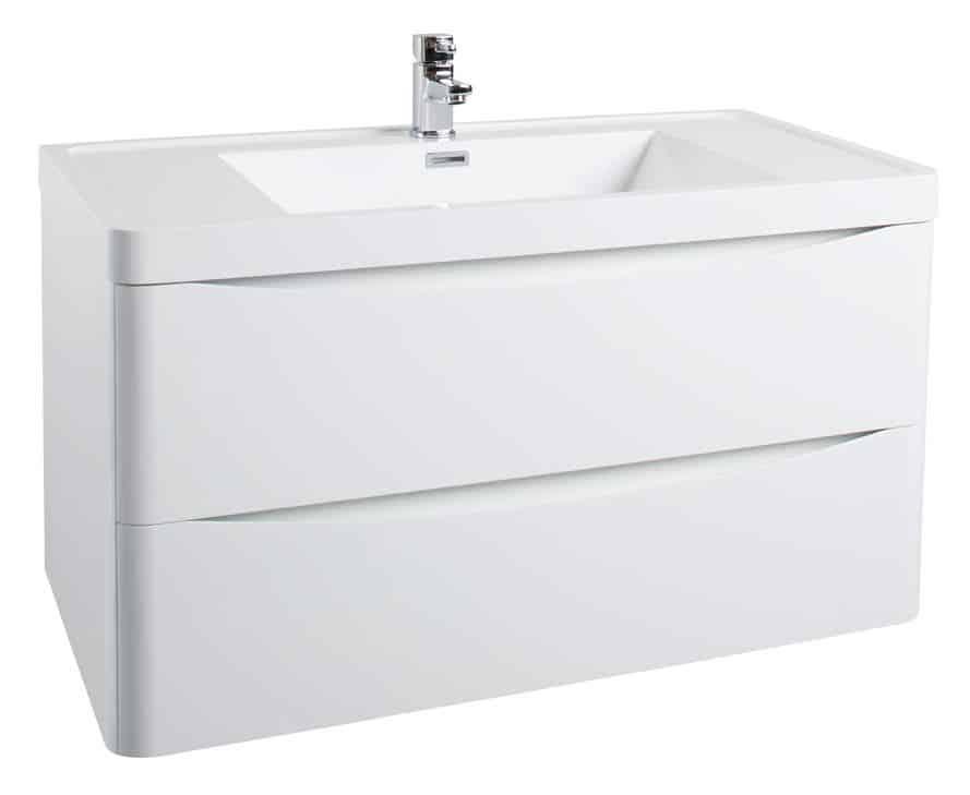 Cheeky Bathrooms - Ronda 900mm Floorstanding Vanity Unit ...