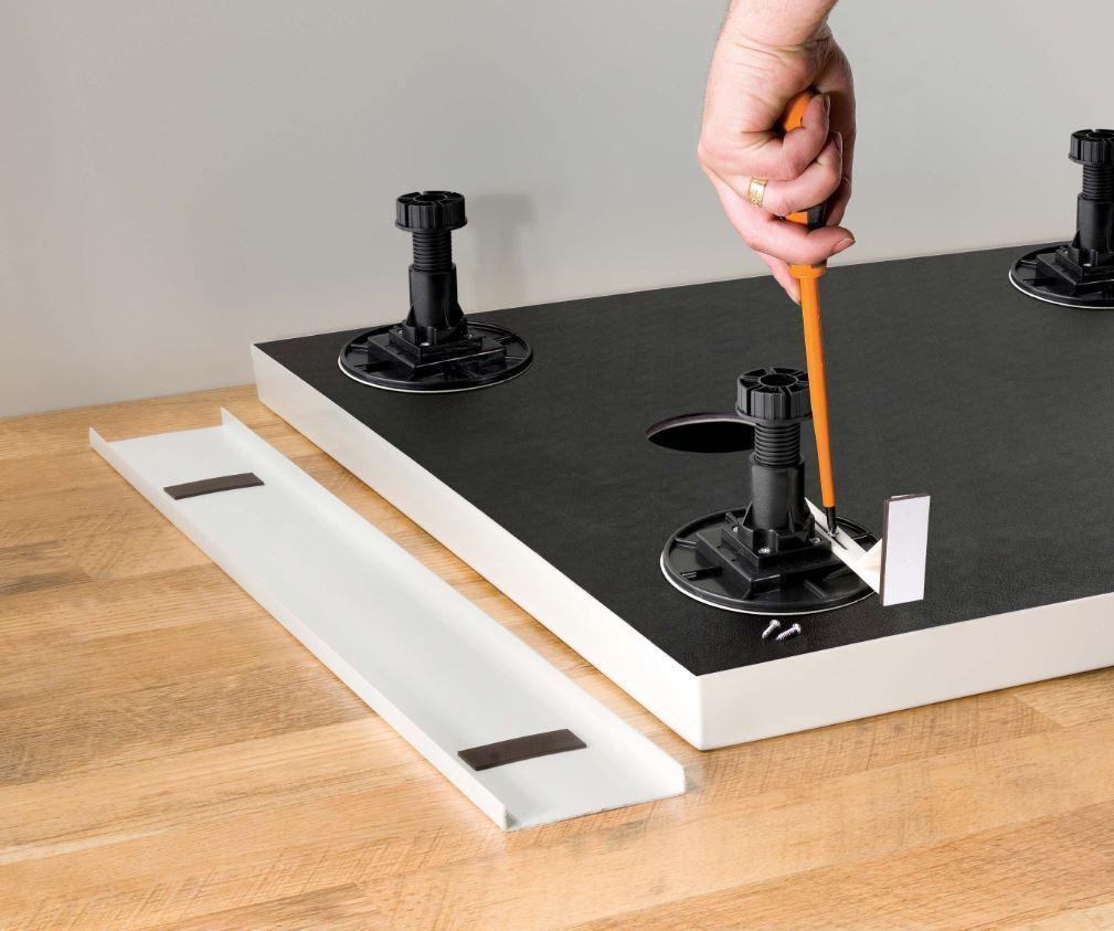 Easy Plumb Riser Kit Plinth Feet Legs Shower Tray Cheeky
