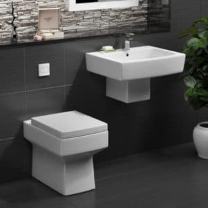 Back To Wall Toilets & Seats