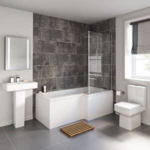 Shower Bath Suites