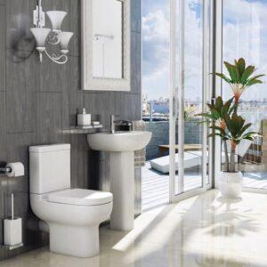 Toilets And Basin Sets