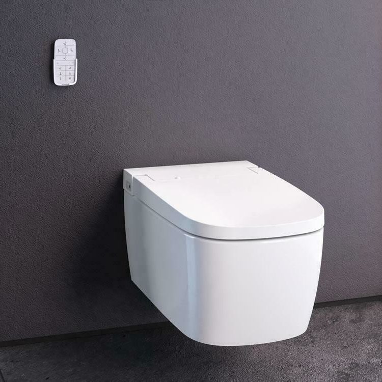 Vitra V Care Smart Bidet Toilet Essential Cheeky Bathrooms