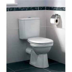 Vitra - Milton Close Coupled Toilet Part No.: MILCCT