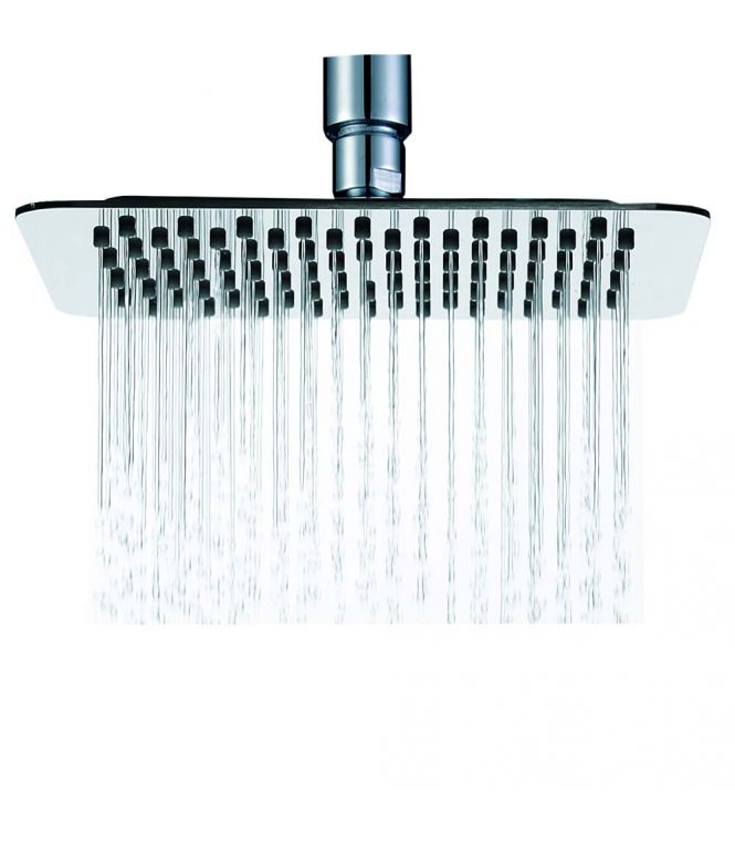 Square Ultra Thin 300mm Shower Head Sy Shd3030 N Cheeky